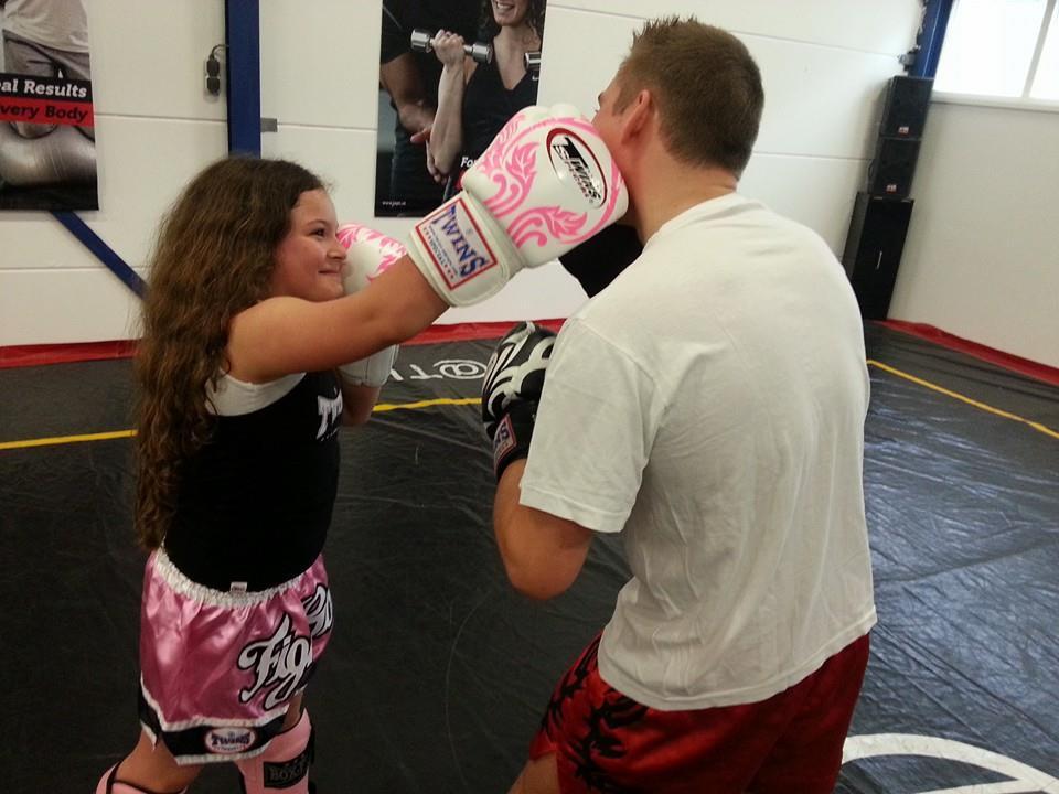 Kickboxen roosendaal