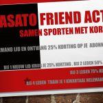 Masato friend actie