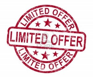 limeted offer